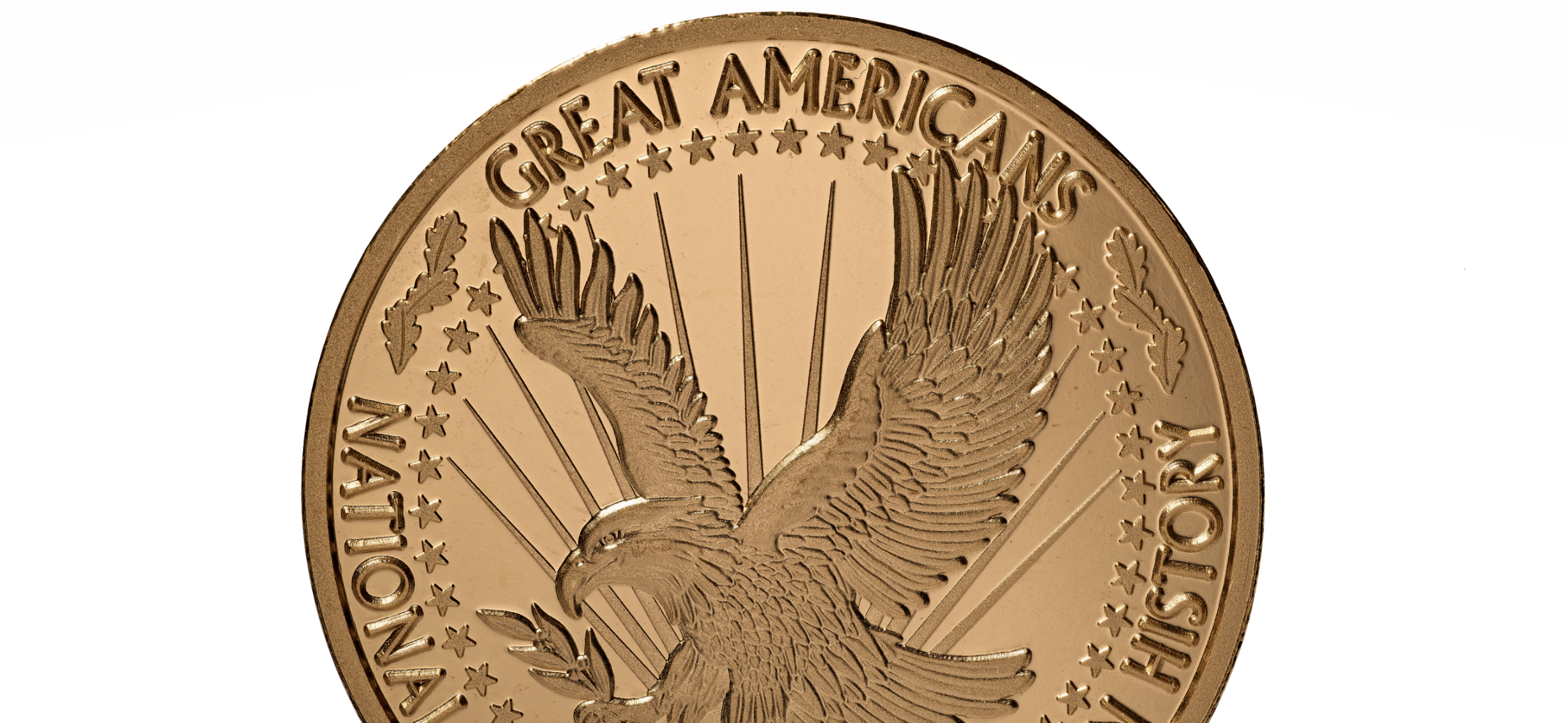 The Great Americans Medal